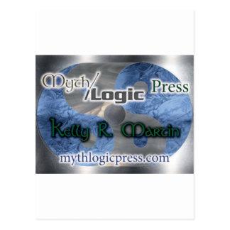 Myth Logic Logo gear Postcards