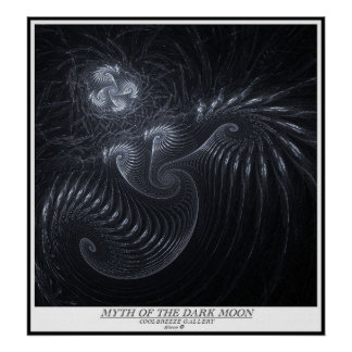 MYTH OF THE DARK MOON POSTER
