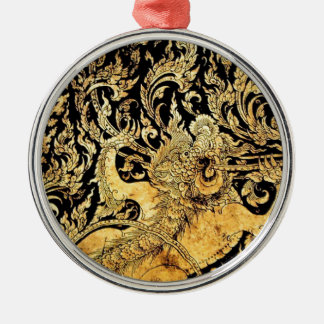 Mythic creatures of Thailand Christmas Ornament