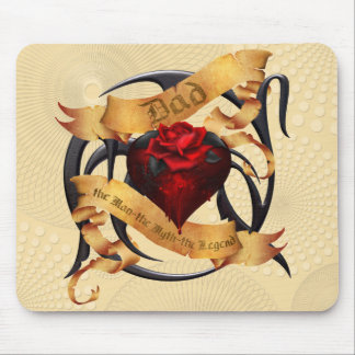 Mythical Dad Mouse Pad