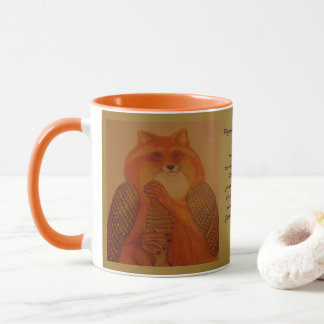 Mythical Fox Mug