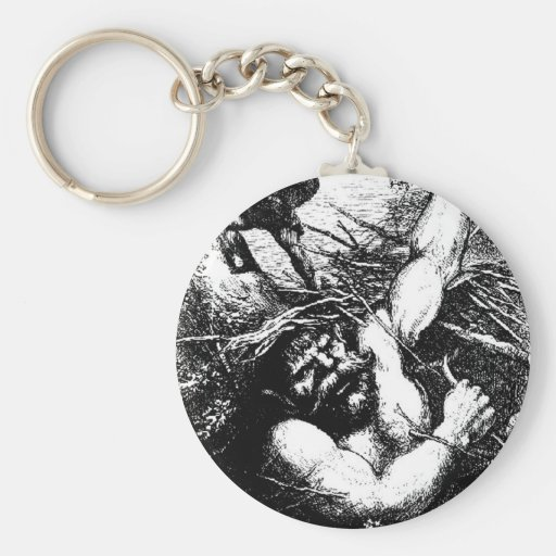 Mythical Giants Key Chains