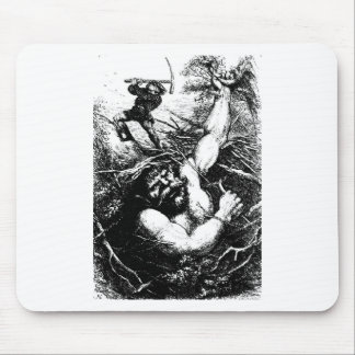 Mythical Giants Mousepads