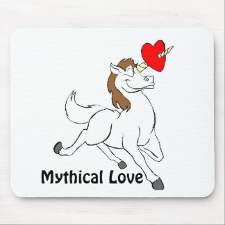 Mythical Love! Mousepad