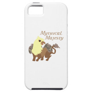 Mythical Majesty iPhone 5 Cover