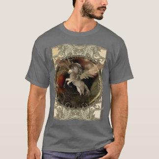 Mythical Pegasus Fantasy Creature T-Shirt