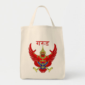 Mythical Thai Figure Tote Bag