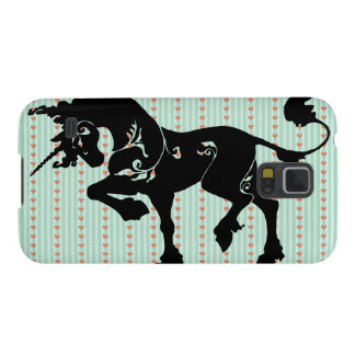 Mythical Unicorn Galaxy S5 Covers