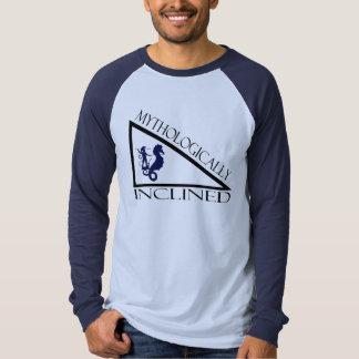 Mythologically Inclined Tee Shirts