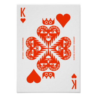 Mythos Anteros King of Hearts Poster