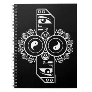 Mythos Collection Min Jack of Clubs Dark Note Book