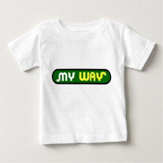 mywayblnk baby T-Shirt