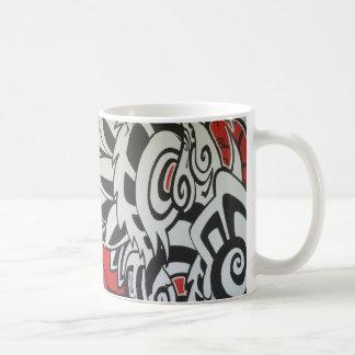 mzo bcn, basic white mug