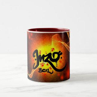 mzo bcn, Two-Tone mug