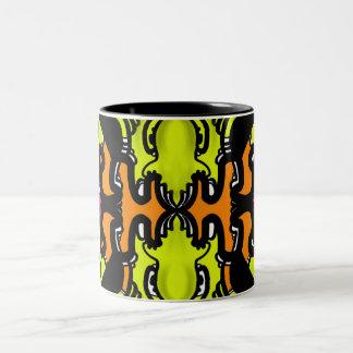 mzo bcn Two-Tone mug