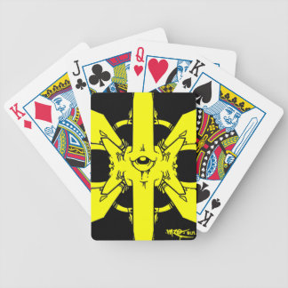 mzo, graffiti deck of cards