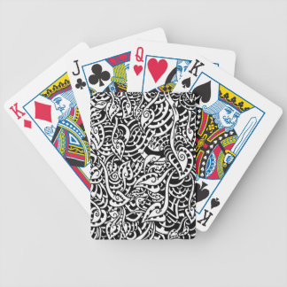 mzo bicycle card deck