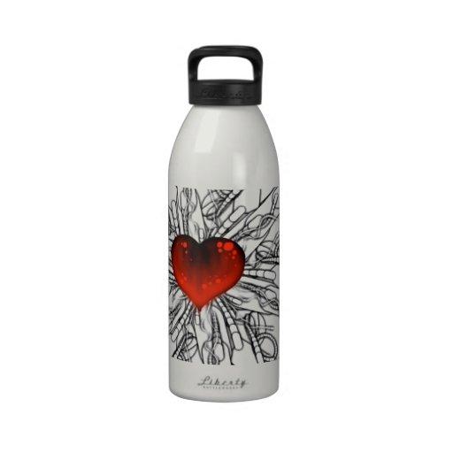 mzo reusable water bottles