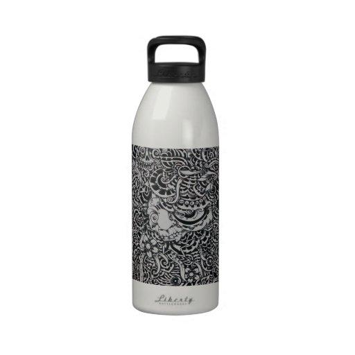 mzo reusable water bottle