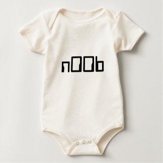 n00b Onsie Organic Baby Bodysuit