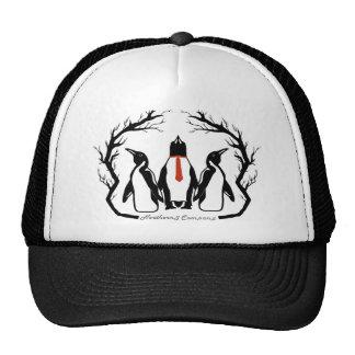 N3 Snowboarding Emblem Hat
