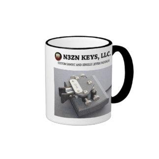 N3ZN KEYS LLC ZN-9A IRONMAN MUG