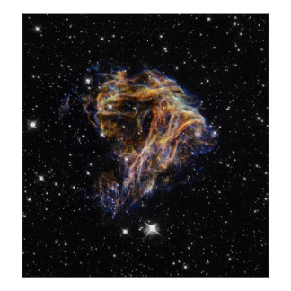 N49's Cosmic Blast Poster