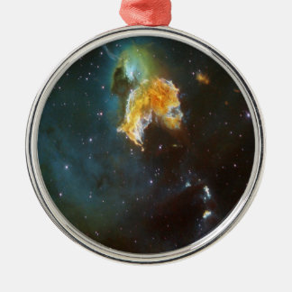 N63A Lady of the night sky Christmas Ornament