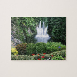 N.A., Canada, British Columbia, Vancouver Jigsaw Puzzle