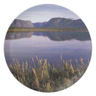 N.A., Canada, Newfoundland, Gros Morne National Plate