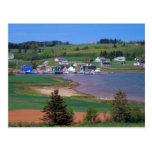 N.A. Canada, Prince Edward Island. Boats are