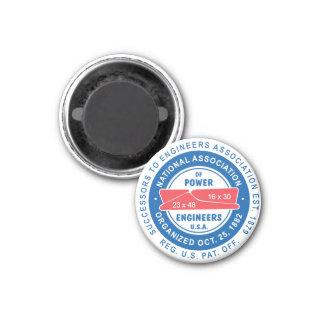 N.A.P.E. Classic Logo Magnet