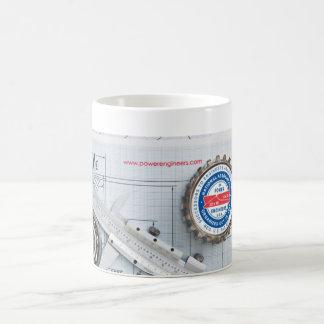 N.A.P.E. Engineering Tools White Mug