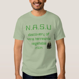 N.A.S.U, discovery of extra terrestrial v... Tee Shirt