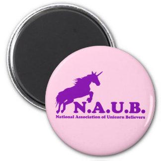 N.A.U.B Unicorn Believers Magnet