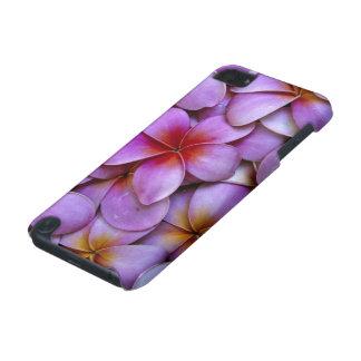 N.A., USA, Maui, Hawaii. Pink Plumeria blossoms. iPod Touch 5G Case