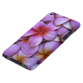 N.A., USA, Maui, Hawaii. Pink Plumeria blossoms. iPod Touch Covers