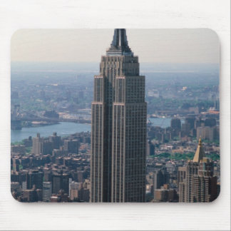N A USA New York New York City The Empire Mousepad