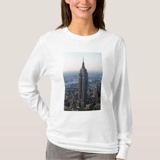 N.A., USA, New York, New York City. The Empire T-Shirt
