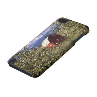 N.A., USA, Oregon, Hood River County. Red iPod Touch 5G Cover