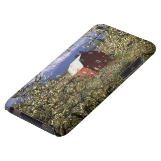 N.A., USA, Oregon, Hood River County. Red iPod Touch Covers