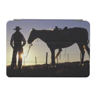 N.A., USA, Oregon, Seneca, Ponderosa Ranch, iPad Mini Cover