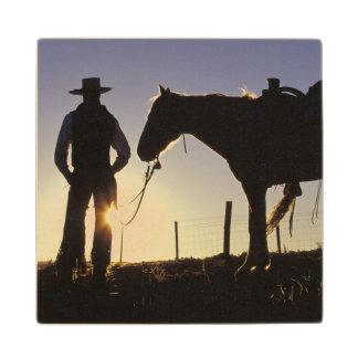 N.A., USA, Oregon, Seneca, Ponderosa Ranch, Wood Coaster