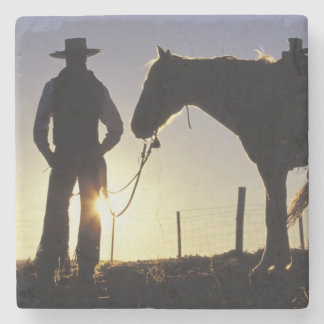 N.A., USA, Oregon, Seneca, Ponderosa Ranch, Stone Coaster