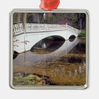 N.A., USA, South Carolina, Charleston.  Magnolia Christmas Ornament