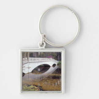 N.A., USA, South Carolina, Charleston.  Magnolia Key Ring