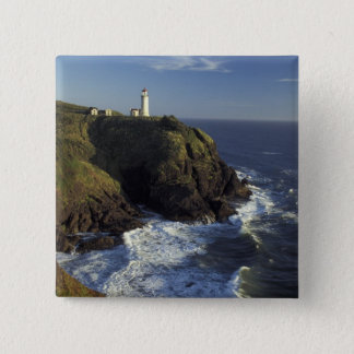 N.A., USA, Washington, Cape Disappointment State 15 Cm Square Badge