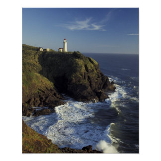N.A., USA, Washington, Cape Disappointment State Poster