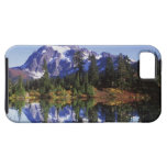 N.A., USA, Washington, Mt. Baker & Snoqualmie iPhone 5 Cover