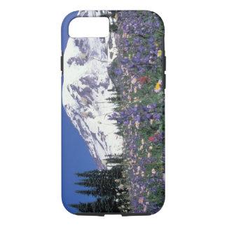 N.A., USA, Washington Mt. Rainier and iPhone 8/7 Case